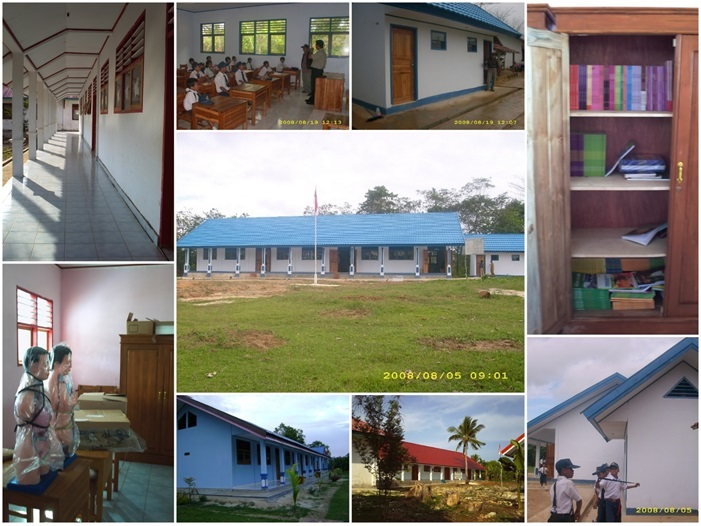 """Construction Development Consultants (CDC) for the Block Grant of """"SATAP"""" Central Sulawesi"""