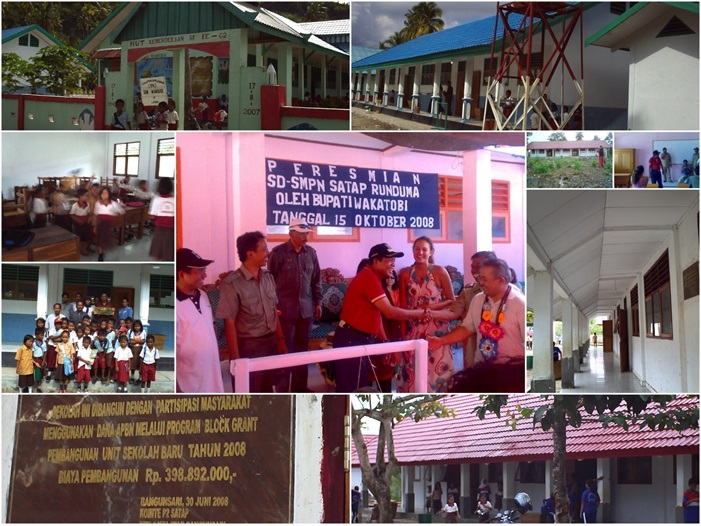 """Construction Development Consultants (CDC)   for the Block Grant of """"SATAP"""" South East Sulawesi"""