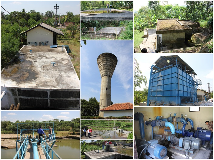 Brebes Water Supply System Brebes Regency – Province Of Central Java