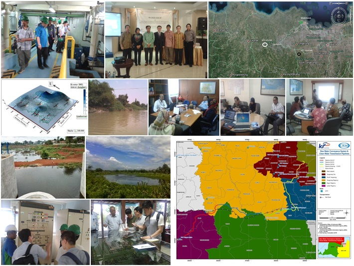 PPP Karian Water Supply Project Province Of Banten