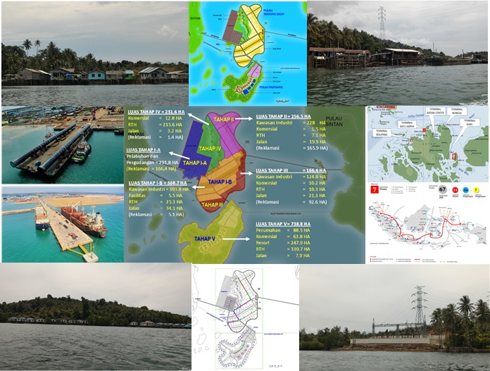 Preparation Final Business Case (Feasibility Study) For PPP Tanjung Sauh Transshipment Port And Industrial Estate