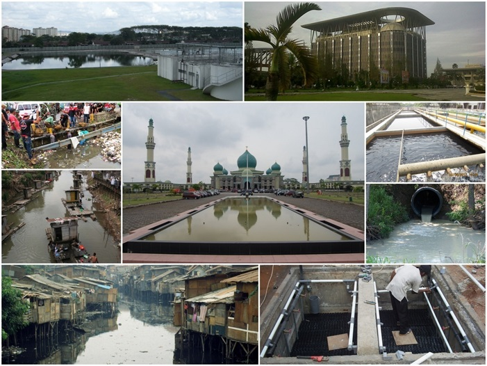 Indonesia Infrastructure Initiative Waste Water Investment Master Plan for Pekanbaru City