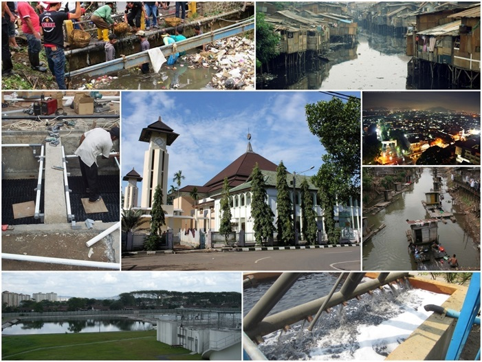 Indonesia Infrastructure Initiative Waste Water Investment Master Plan for Cimahi City