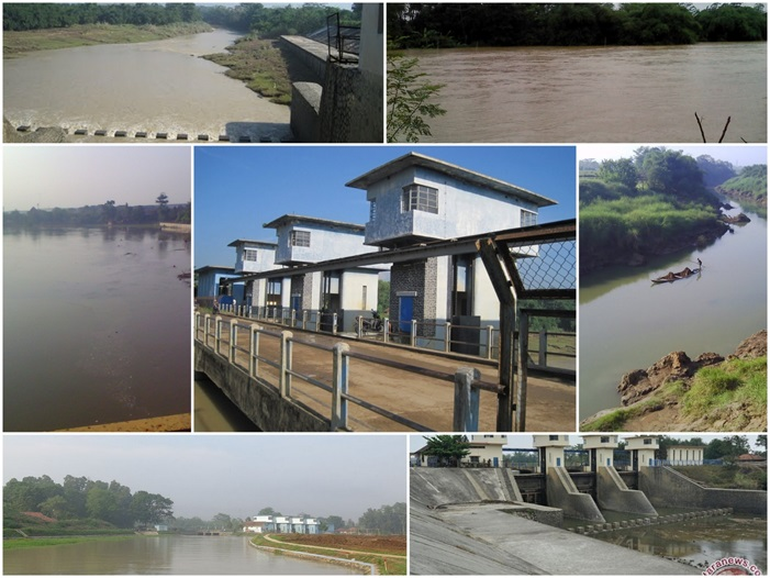 Cibeet River Raw Water Study for SPAM Artha Hills Industrial Estate Water Supply Project