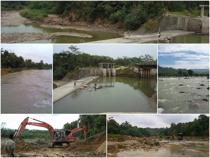 Rehabilitation Detailed Engineering Design for Krueng Pase Weir and Main Canals