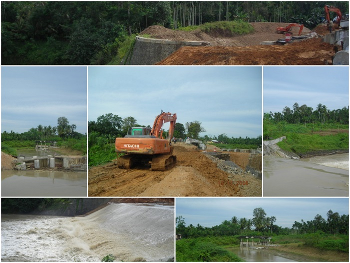 Construction Supervision Services for Krueng Pase Weir Stage#1